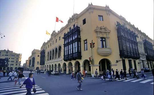 Alcaldía de Lima