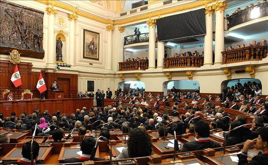 Asamblea del Pleno del Congreso